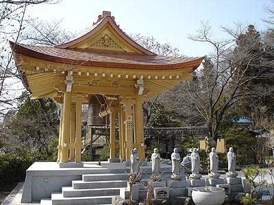 光明寺の鐘付き堂