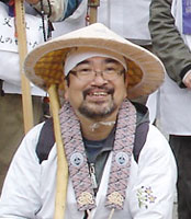 NPO法人心遍路 理事長 福本正幸