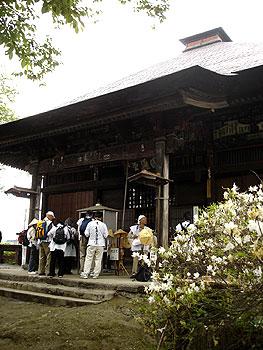 19番龍石寺観音堂